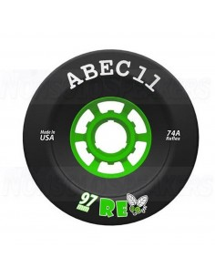 Abec11 ReFly 97mm Wheels Black