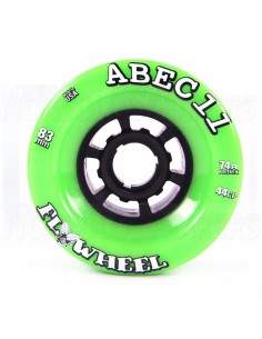 Abec11 ReFly 83mm 74A Lime Wheels