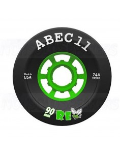 Abec11 Refly 90 mm Wheels - Black