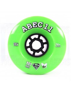 Abec11 Super Fly 107mm Lime Wheels