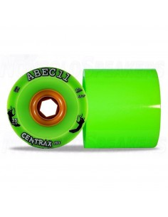 Abec11 Centrax HD 75mm Lime Wheels