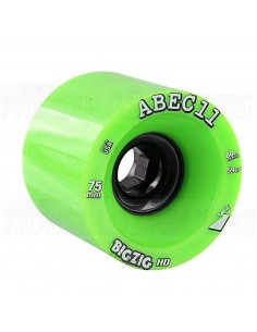 Abec11 BigZig HD 75mm Lime Wheels