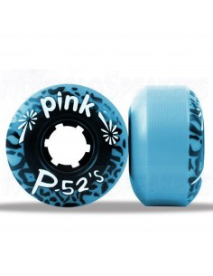 Abec11 P-52\'s 52mm Wheels - Blue