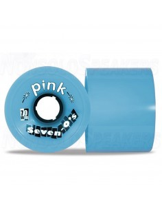 Abec11 Seven-O\'s 70mm Wheels - Blue