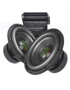 Deaf Bonce Machete BASS PACK 1600W