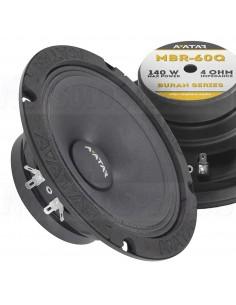 "Avatar MBR-60Q midrange 6,5"" pair"
