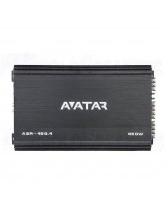 Avatar ABR-360.4 amplifier 4 channel