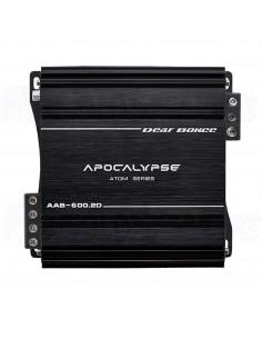 Apocalypse AAB-600.2D Atom 2 channel 2x670W