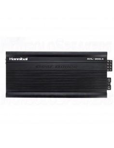 Deaf Bonce Hannibal AHL-200.4 4x200w