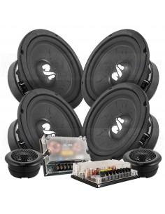 """Deaf Bonce Machete LW-65A4 midwoofer 6,5"""" pair"""