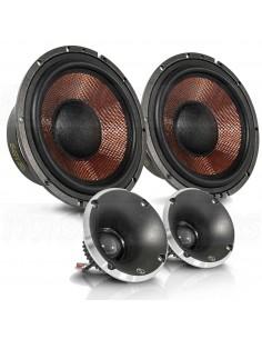 """Xcelsus Audio XXM 650 6,5"""" midrange competition series"""