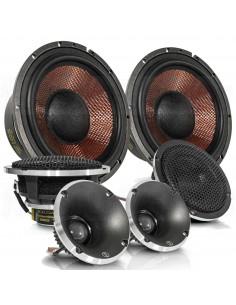 Xcelsus Audio 65 3-way Passive system