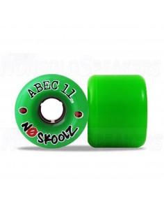 Abec11 No Skoolz 65mm Wheels Lime