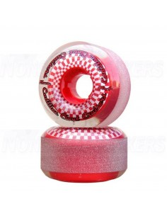 Cadillac Clout Cruiser 57mm 80A Wheels - Red