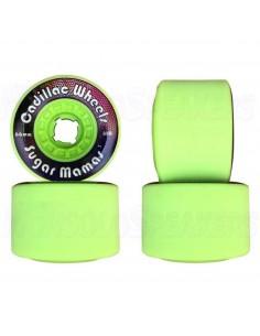 Cadillac Sugar Mamas v3 Wheels - Lime