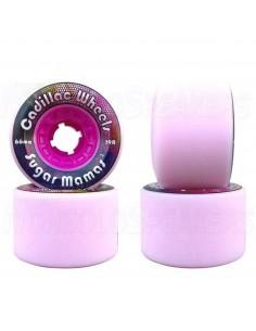 Cadillac Sugar Mamas v3 Wheels - Pink