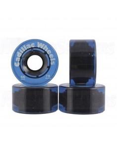 Cadillac 56mm Wheels - Blue