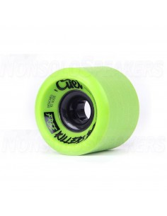 Cuei Free Killers 73mm Wheels - Green