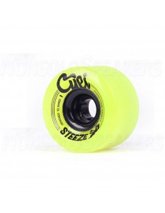 Cuei Steeze 70mm Wheels - Yellow