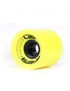 Cuei Killers 74mm Wheels - Yellow