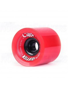 Cuei Killers 74mm Wheels - Red