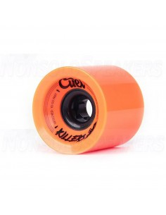Cuei Killers 74mm Wheels - Orange