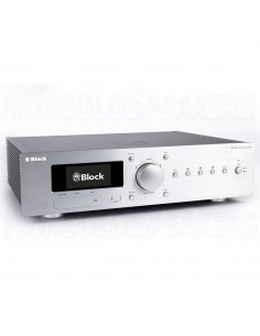 Block VR-120 Receiver Amplifier Network