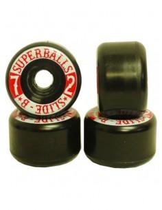Earthwing Superballs Slide-B 72mm Wheels - Blue