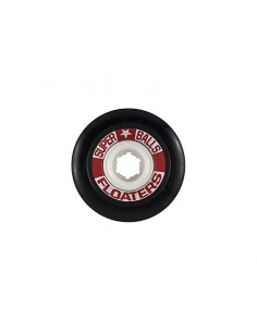 Earthwing Superball Floaters 77mm Wheels - Red