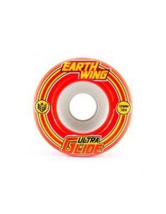 Earthwing Ultra Glide 70mm Wheels - Red