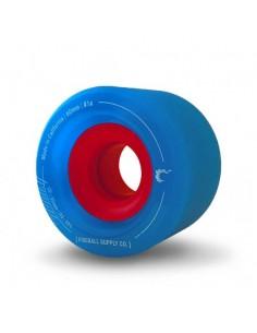 Fireball Tinder 60mm 81a Longboard Wheels - Red