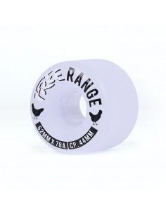 Free Wheels Free Range 62mm Wheels - Black