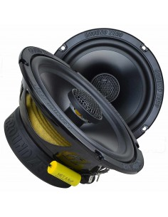 GROUND ZERO GZRF 6.5SQ 165 mm / 6.5″ 2-way coaxial