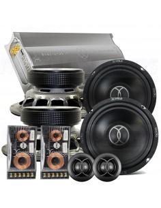 Xcelsus Audio ULTRA XU6.2 kit 2 way