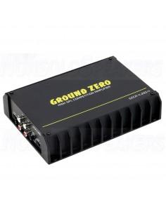 GROUND ZERO GZCA 4.200-4 4-channel Mini amplifier