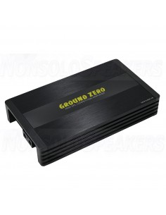 GROUND ZERO GZCA 8.0SPL-M2 1-channel amplifier
