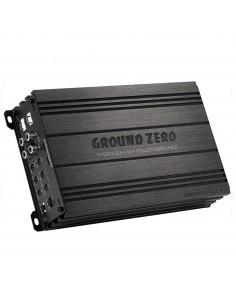 GROUND ZERO GZHA MINI FOUR 24V 4-channel class D 24V