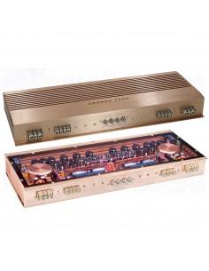 GROUND ZERO GZPA Reference 4PURE-SQ amplifier