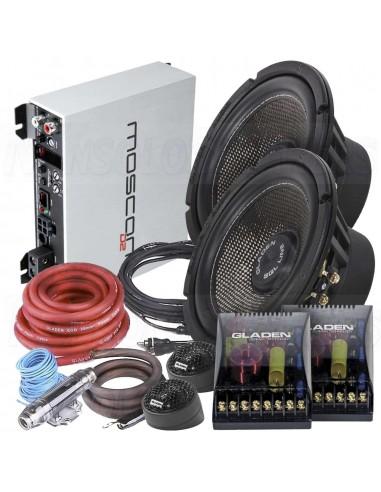 Gladen sql165 system 1 complete pack