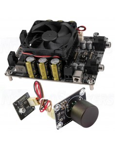 AA-AB32281 KIT1 - amplifier 2x200W@4ohm Classe D + Volume