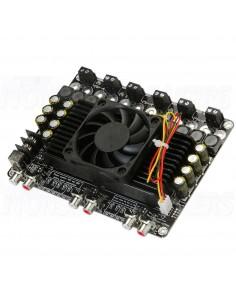 AA-AB34181 - 6x100W@6ohm amplifier class D