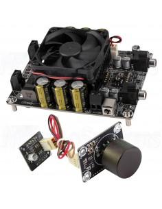 AA-AB32971 KIT1 - Amplifier 2x100W@4ohm Classe D + Volume