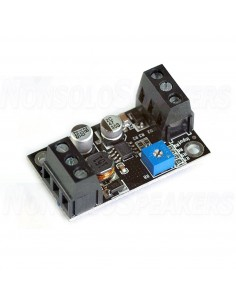 PS-SP12115 -Switching regulator from 24V to 2.5V-12V 0.5A