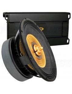 Cerwin Vega Stroker PRO3100.1D amplifier 1 x 3100W