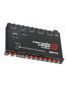 Cerwin-Vega EQ-770 7 band...