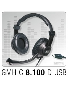 German Maestro GMH C 8.100 D USB