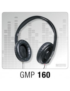 German Maestro GMP 160 Stereo Headphones