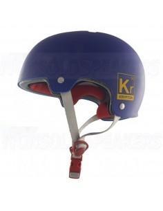 Alk13 Krypton Skate Helmet Blue Electric