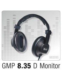 German Maestro GMP 8.35 D IASCA Headphones