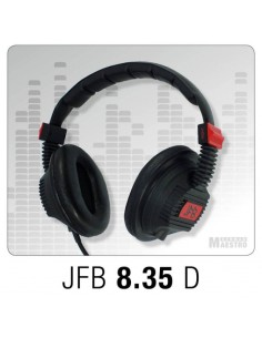 German Maestro JFB 8.35 DJFB DJ Headphone